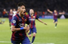 Neymar's father confirms Man United offer