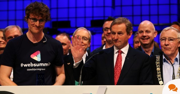'Getting involved in a petty mudslinging match over the Web Summit is embarrassing'