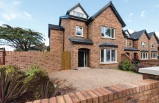 Foxrock has a new housing development to its name