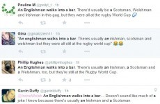 This rugby joke has absolutely taken over Irish social media