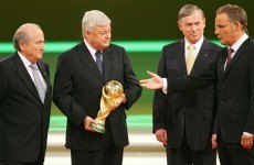 Germany FA slams 'baseless' World Cup bribery allegations