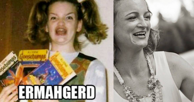 Here's what the 'Ehmahgerd' girl looks like now
