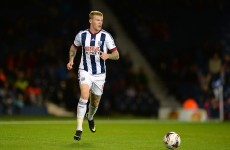 James McClean was at the centre of controversy again after West Brom's win over Sunderland