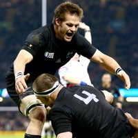 'All we've done is earn the right to go to training on Monday' - McCaw