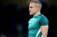 Ian Madigan has shaved his head, THE SOURCE OF ALL HIS POWER
