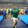 'I'd just like to thank everyone very much' - Emotional Heaslip praises Irish fans
