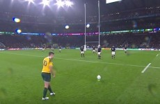 Watch the highlights from Australia and Scotland's incredible quarter-final