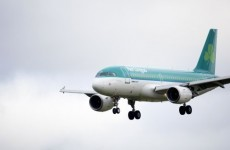 Man dies on board Aer Lingus flight