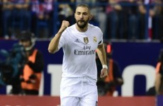 Benzema says he 'laughs about' rumours linking him with Arsenal