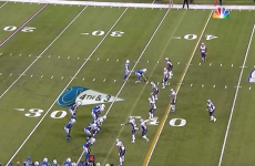 Colts try trick play straight out of an Adam Sandler film, America shakes its head