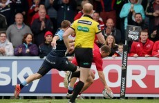 The Irish provinces scored some stunning tries in the Pro12 this weekend
