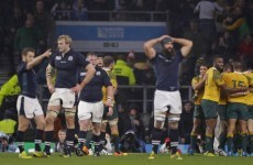 'We could have filled a bath with all the tears' - Scottish players devastated by late defeat