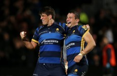 Donncha O'Callaghan's Worcester debut involved a bizarre water-bottle incident