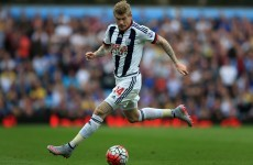 Football's authorities must do more to tackle sectarian abuse aimed at James McClean