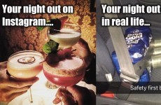 What If Instagram Was Actually Like Real Life?