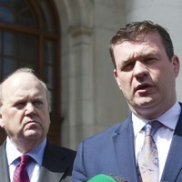 No rift: Noonan and Kelly say they get on grand