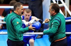 Paddy Barnes: It's the end of an era after losing Billy - now we need to hang on to Zaur