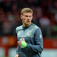 James McClean warned over controversial celebration