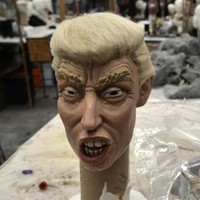 Donald Trump and a notorious drug lord dominate Mexico's Halloween costume market
