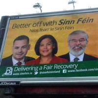 Is this the first poster of the general election campaign?