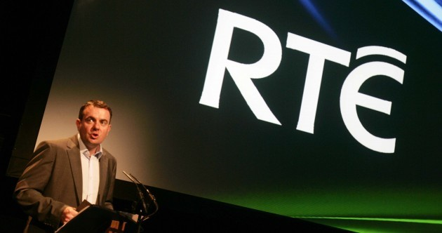 The head of RTE is stepping down...