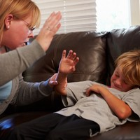 The last legal defence for slapping children is set to be removed