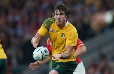 Leinster in the past as Douglas looks towards Wallabies' World Cup semi-final