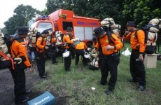 Search for Sumatra plane crash site as 18 feared dead