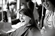 35 thoughts every gal has at the hairdresser