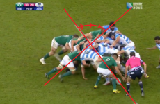 Analysis: Ireland lost momentum at crucial times in the scrum battle with Argentina