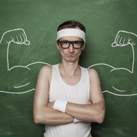 It's not all about lifting heavy weights - here's 5 ways to build muscle