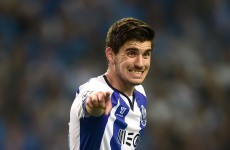 Porto teenager makes Champions League history