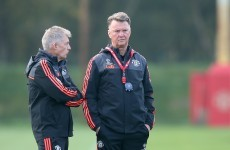 'I don't think about Man City' - Van Gaal and Man United focused on Moscow mission