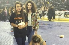 Children weeping in the streets as One Direction cancel Belfast performance