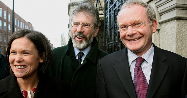 Who runs Sinn Féin?