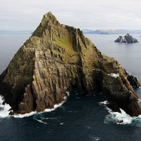 Did Star Wars damage the Skellig? Well, a jacket was badly snagged