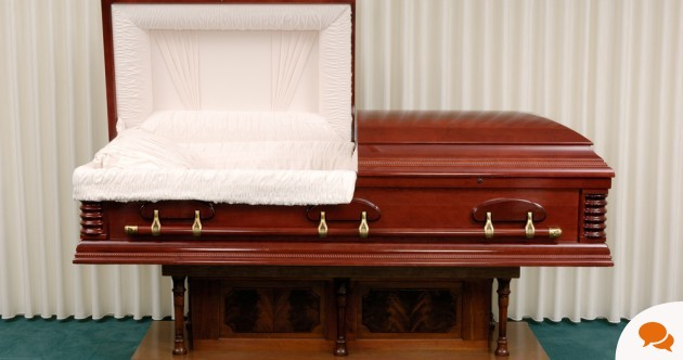 My Dad was a mortician, so it's no surprise I ended up as an embalmer