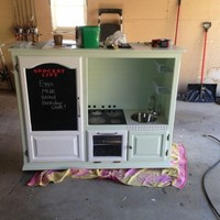 This dad had the best response to people trolling him about his son's toy kitchen