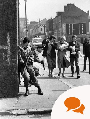 The Troubles in Northern Ireland – a brief overview