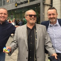 There've been a load of Jack Nicholson sightings in Dublin... but here's what's actually going on