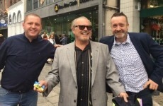 There's been a load of Jack Nicholson sightings in Dublin today… but is it really him?