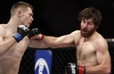 Concussion rules Joseph Duffy out of UFC Dublin's main event