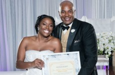 This bride is going viral for giving her dad a 'certificate of purity' before her wedding