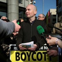 Paul Murphy won't stop talking about Irish Water - and it's working