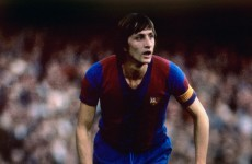 Johan Cruyff diagnosed with lung cancer - reports