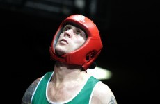 Roy Sheehan up-and-running at Worlds