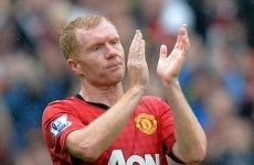 'There's no quality' - Scholes blasts Man United