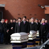 Their journey almost at an end: Five members of Connors family to be laid to rest