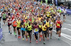 The Dublin marathon will move to Sunday in 2016