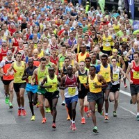 The Dublin marathon will move to Sunday in 2016
